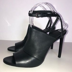 Vince Grace high heeled leather sandals